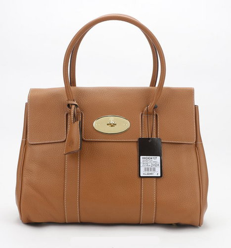 2424-127 Mulberry Tote Bags Brown - £116.88 | I found the Bags Home | Scoop.it