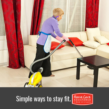 Improving Senior Strength with Daily Activities | Home Care Assistance of Tampa Bay | Scoop.it