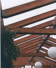 Cerchas de madera   Arquitectura   Scoop.it