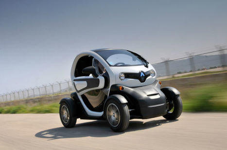 2017 Renault Twizy | carsmagus | Scoop.it