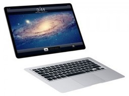 Apple iPad Air - iOS Convergence Tablet with Keyboard Dock | Tech in Education | Scoop.it