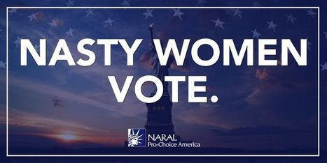 Tweet from @NARAL | Coffee Party Feminists | Scoop.it
