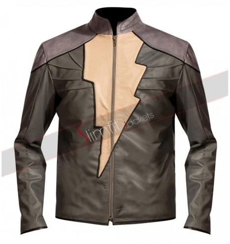 Black Adam Injustice Leather Jacket | Never Seen Before - Exclusive Collection | Scoop.it
