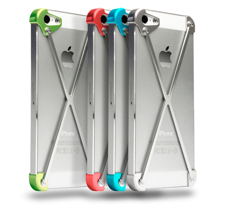 hollow x-frame aluminum iPhone cases by mod-3 | La Photographie est ma vision par Cédric DEBACQ | Scoop.it
