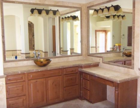 Bathroom remodeling Phoenix Contractor Cabinets Vanities Tile Showers | Bathroom Remodeling Designs and Ideas | Scoop.it