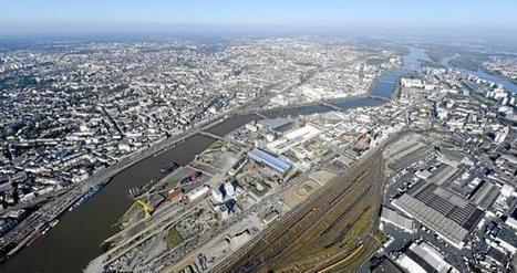 Urbanisme. L'île de Nantes change le visage de la ville | NOVABUILD - La construction durable en Pays de la Loire | Scoop.it