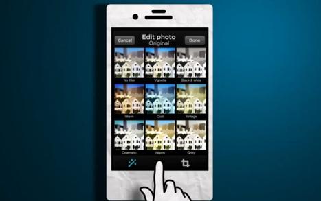 Twitter ajoute des filtres photos à ses applications mobiles | Communication et réseaux | Scoop.it