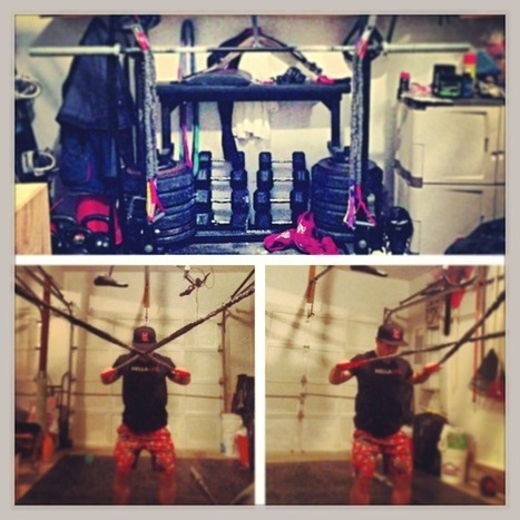 Paul's Recovery and Crossover Symmetry - | fitness apparel and crossfit gear | Scoop.it