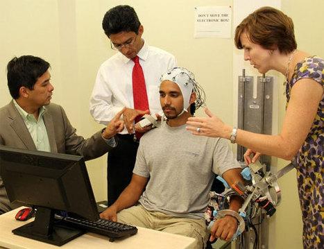 Brainwave-Controlled Exoskeleton for Stroke Patient Rehabilitation   DigitAG& journal   Scoop.it