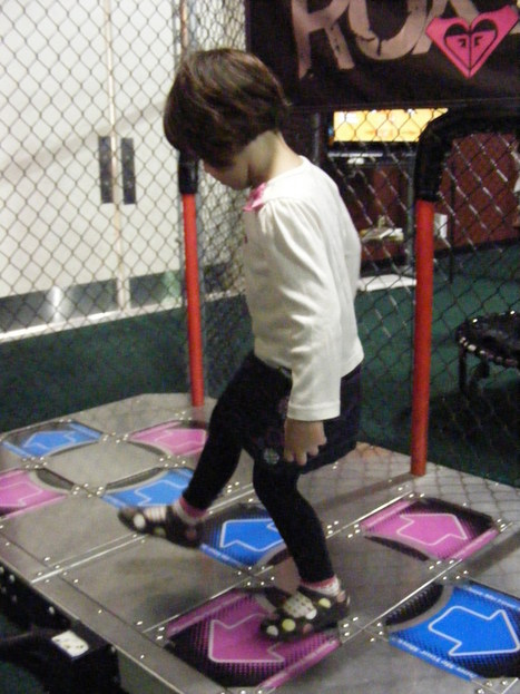 VOLT FITNESS Circuit for KIDS!! | Things to do | Scoop.it