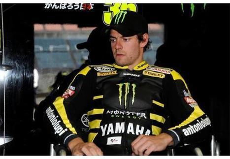 Cal Crutchlow defends Dovizioso | MotoGP World | Scoop.it