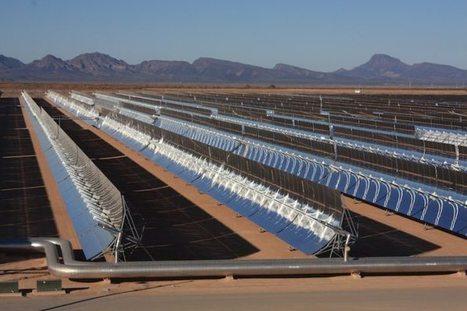 La termosolar española que hace funcionar los aires acondicionados de Arizona / EcoInventos.com | TECNOLOGÍA_aal66 | Scoop.it