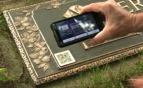Tombes connectées : Les QR codes font un flop dans les cimetières - CitizenPost   Ecommerce   Scoop.it