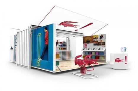 Lacoste : Une boutique mobile et ephémère pour Coachella 2012 | streetmarketing | Scoop.it