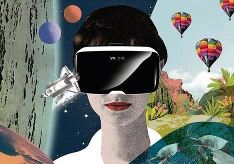 A Beginner's Guide to Virtual Reality | 3D Virtual-Real Worlds: Ed Tech | Scoop.it