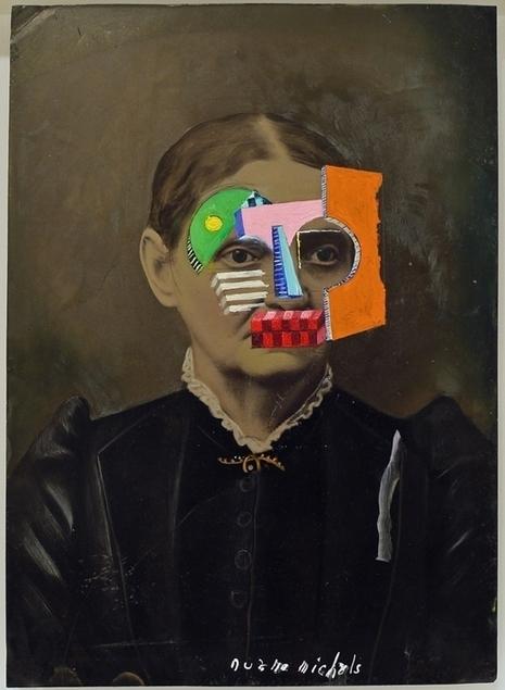 BOMBLOG: Duane Michals by Sabine Mirlesse | studio art | Scoop.it