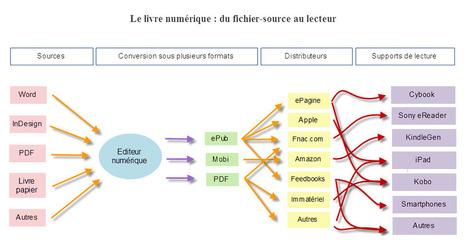 Les 5 challenges techniques de l'éditeur de livres numériques | Lettres Numériques | MotsNumériques | Scoop.it
