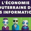Infographie : L'économie souterraine des bots informatiques | Libertés Numériques | Scoop.it