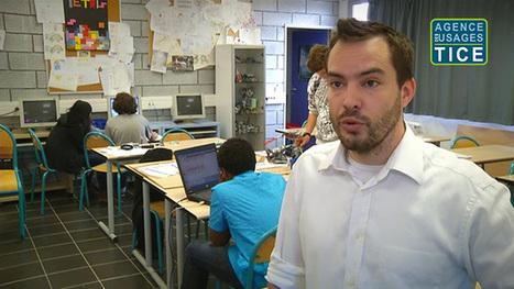 L'Agence nationale des Usages des TICE - Atelier robotique au collège | elearningeducation | Scoop.it
