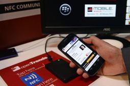 NFC: Berührungslos, aber nicht risikolos | Barcodes & NFC | Scoop.it