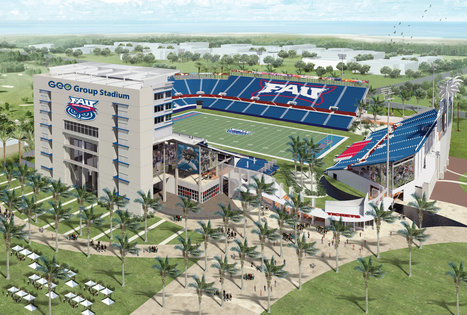 A Company That Runs Prisons Will Have Its Name on a Stadium | Sports Facility Management. 4340736. | Scoop.it