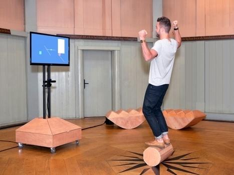 'Leren met je lichaam als interface'. | Mediawijsheid in het VO | Scoop.it