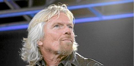 Les 5 conseils de Richard Branson à tout jeune entrepreneur | Technologies numériques et innovations | Scoop.it