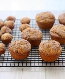Queens Our City Radio's Cinnamon & Sugar Pumpkin Muffins   Queens Our City Radio Recipes   Scoop.it