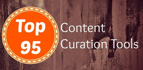 Top 95 Content Curation Tools List (21 - 35 ) | Online Writing Tips | Scoop.it