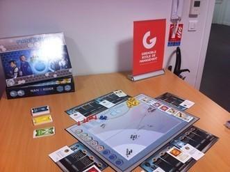 « Nanorider », le jeu de société du CEA | apprendre | Scoop.it