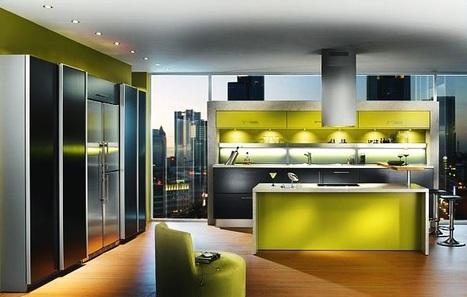 Kitchen Color Schemes: 14 Amazing Kitchen Design Ideas | All About Kitchen Remodel | Scoop.it