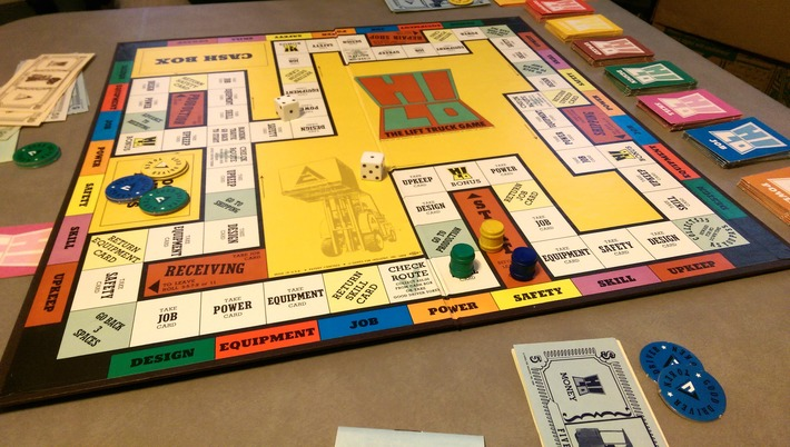 Enter the dull world of vintage corporate boardgames | You Call It Obsession & Obscure; I Call It Research & Important | Scoop.it