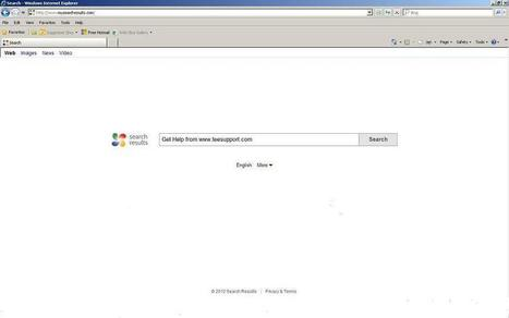 Remove MySearchResults.com Hijacker Virus (Uninstall Toolbars from MySearchResults.com) - Tee Support Blog   Remove Trojan Horse   Scoop.it