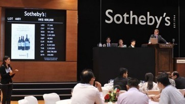Sotheby's sets dates for major Bordeaux and Burgundy sales in Hong Kong | Vitabella Wine Daily Gossip | Scoop.it