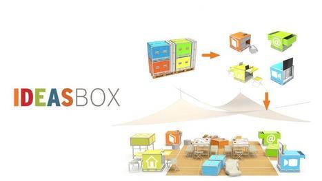 «Ideas box», la bibliothèque des réfugiés va s'industrialiser - RFI | Brèves de bibliothèque(S) | Scoop.it