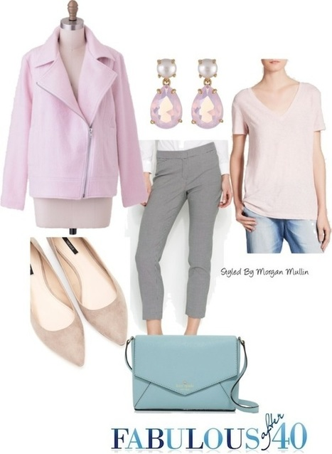 Master The Moto Jacket - 3 Easy Looks | Fashion for Women | Scoop.it