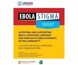 Ebola Stigma Toolkit | Global Health and Social and Behavior Change Communication | Scoop.it