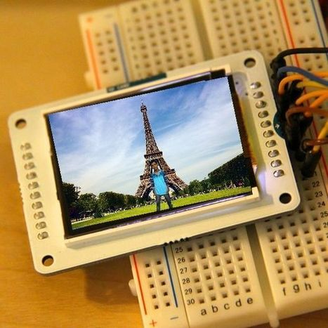 Aurdino all the things-- show your image in arduino tuch scree | Raspberry Pi | Scoop.it