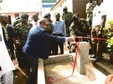 Sierra Leone News: Airtel Sierra Leone provides 24 taps at Juba - Awoko | Sierra Communicatin Wave | Scoop.it