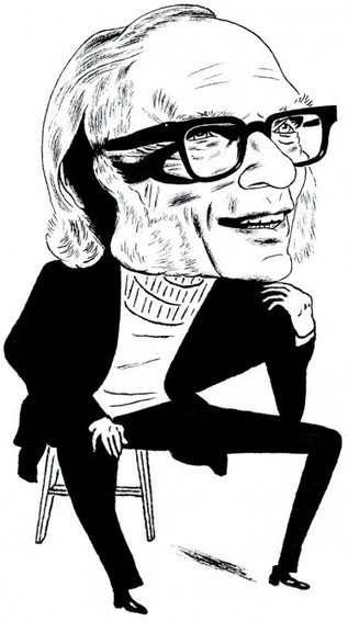 Published for the First Time: a 1959 Essay by Isaac Asimov on Creativity | Entrepreneurship, Innovation | Scoop.it