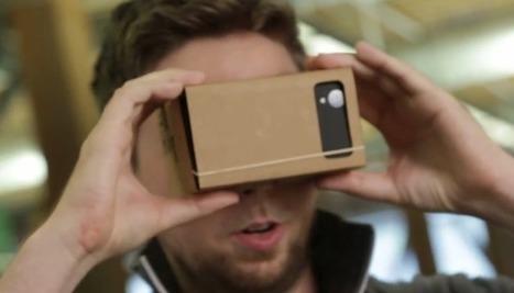 More evidence points toward Android VR unveil at GoogleI/O   Ciencia y tecnología   Scoop.it