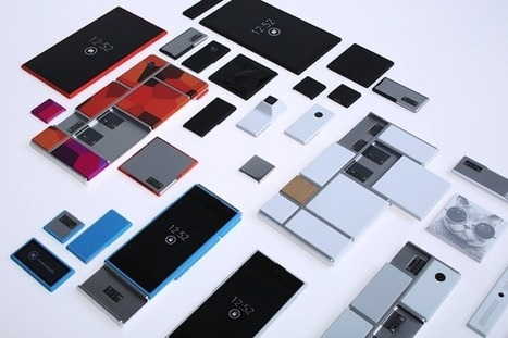 Motorola And 3D Systems Will 3-D-Print Modular Cell Phones   mobile phone   Scoop.it