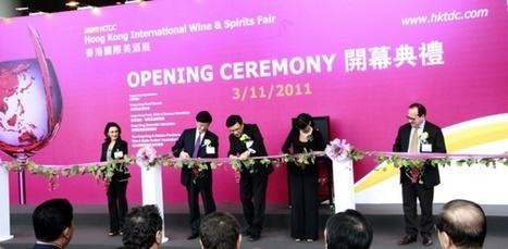 Hong Kong International Wine & Spirits Fair: oltre ... - Civiltà del bere | Vino al Vino | Scoop.it