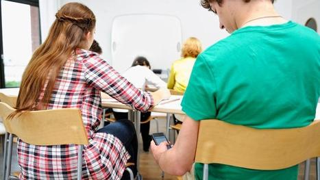 73% of Teachers Use Cellphones for Classroom Activities   Studying Teaching and Learning   Scoop.it