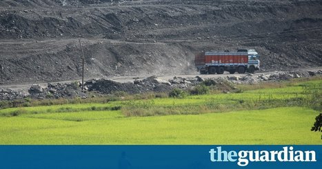 Coal India accused of bulldozing human rights amid production boom | IB LANCASTER GEOGRAPHY CORE | Scoop.it