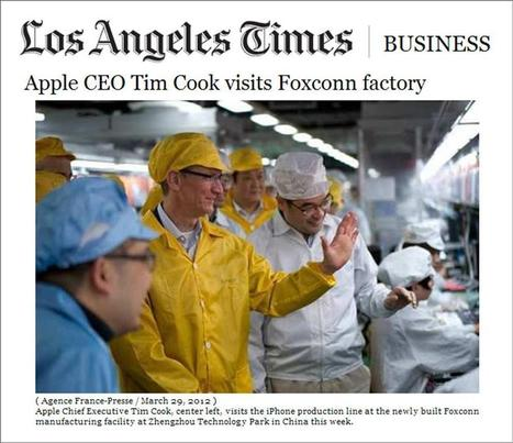 "Journalists Accept Apple's ""Storytelling Candy"" 