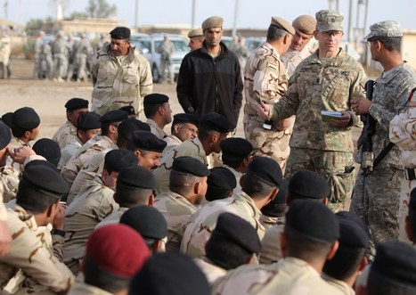 Translating trust in Iraq, one Arabic greeting at a time - Los Angeles Times | Translators Make The World Go Round | Scoop.it