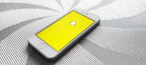 Snapchat : pourquoi et comment l'intégrer à sa stratégie de communication | LudoSLN.net | social media - identité numérique | Scoop.it