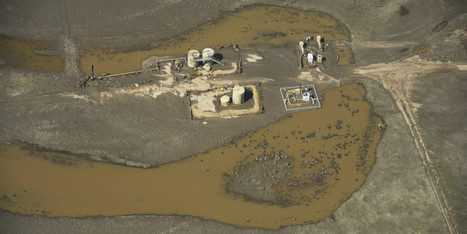 More Oil Drilling Wastewater Spills Found After Colorado Floods | Wastewater | Scoop.it