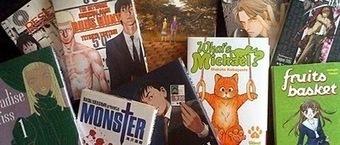 Guide pour débuter en manga | A propos de la bande dessinée | Scoop.it